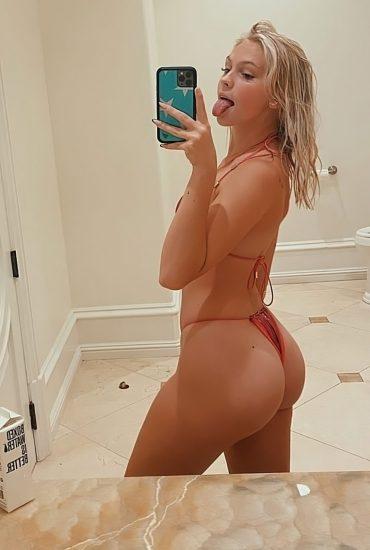 Jordyn Jones Nude LEAKED Pics & Sex Tape Porn Video 111