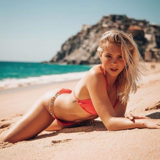 Jordyn Jones Nude LEAKED Pics & Sex Tape Porn Video 144