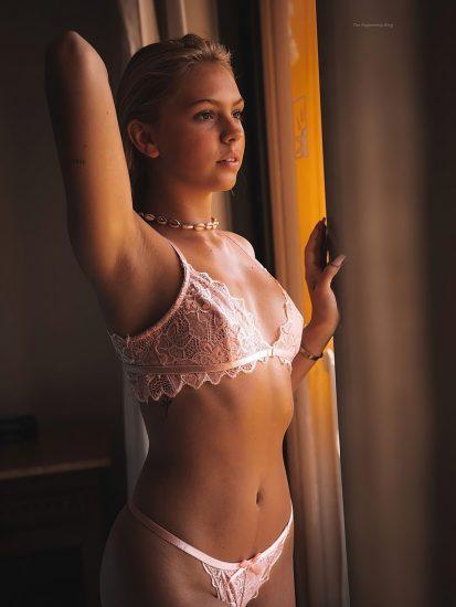 Jordyn Jones Nude LEAKED Pics & Sex Tape Porn Video 149