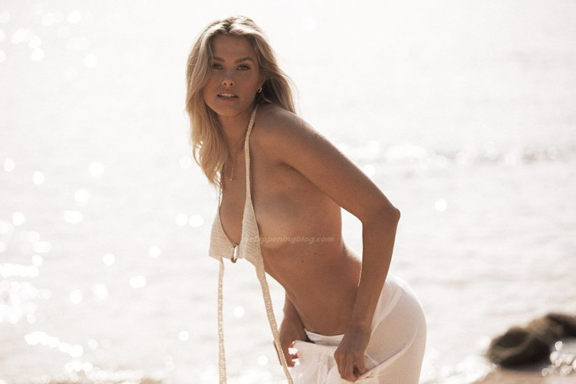 Natalie Roser Nude And Topless Pics & LEAKED Porn Video 46