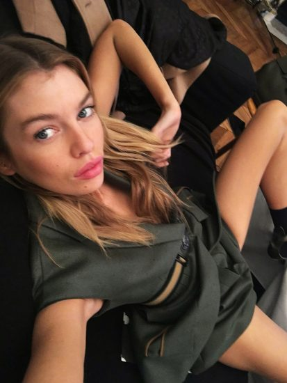 Stella Maxwell Nude LEAKED Photos & Sex Tape Porn Video 45