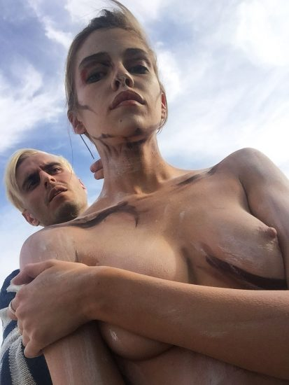 Stella Maxwell Nude LEAKED Photos & Sex Tape Porn Video 52