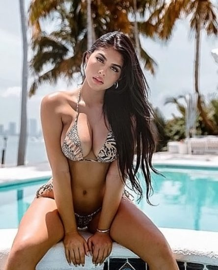 Amanda Trivizas Nude LEAKED Pics and Porn Video With Tyga 130