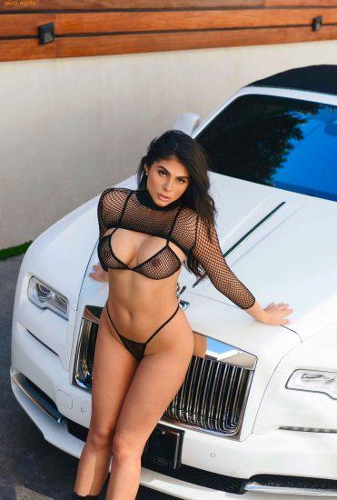 Amanda Trivizas Nude LEAKED Pics and Porn Video With Tyga 17
