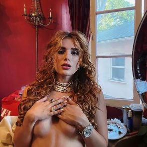 Bella Thorne Nude LEAKED Pics and Porn Video NEW 2021 UPDATE! 151