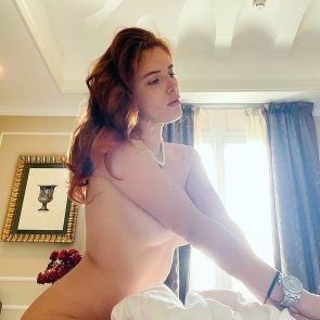 Bella Thorne Nude LEAKED Pics and Porn Video NEW 2021 UPDATE! 131
