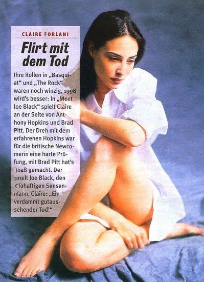 Claire Forlani Nude LEAKED Pics, Porn Video & Sex Scenes 88