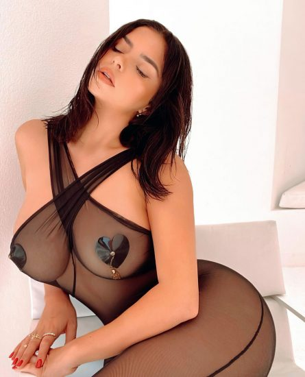 Demi Rose Nude LEAKED Pics & Porn Video Collection [2021] 113