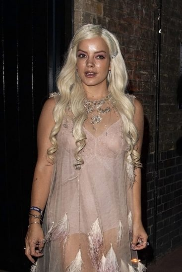 Lily Allen Nude LEAKED Pics & Porn Video Collection 114