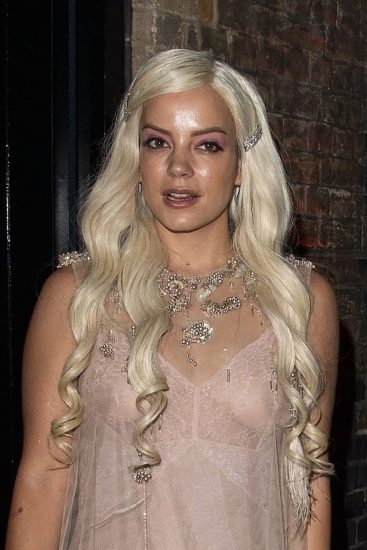 Lily Allen Nude LEAKED Pics & Porn Video Collection 113