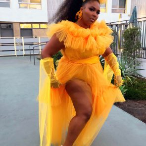 Lizzo Nude Fat Ass & Boobs – Naked Pics & LEAKED Porn Video 92