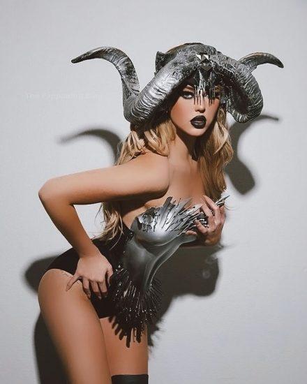 Loren Gray Nude LEAKED Pics & Private Porn Video 37