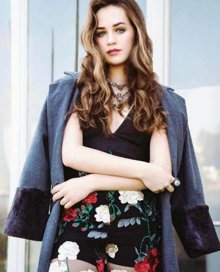 Mary Mouser Nude Pics and Porn LEAKED Online 65