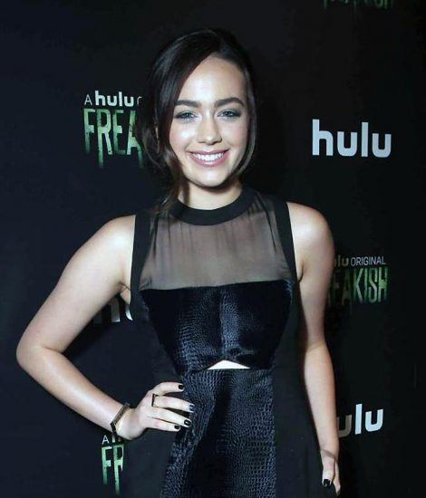 Mary Mouser Nude Pics and Porn LEAKED Online 60
