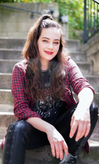 Mary Mouser Nude Pics and Porn LEAKED Online 59