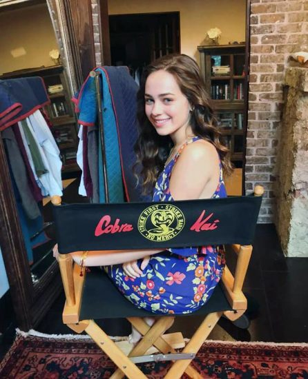 Mary Mouser Nude Pics and Porn LEAKED Online 50