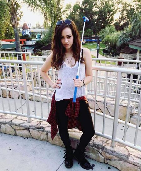 Mary Mouser Nude Pics and Porn LEAKED Online 39