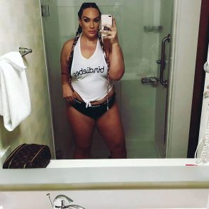 Nia Jax Nude Pics and Porn Video Leaked Online 3