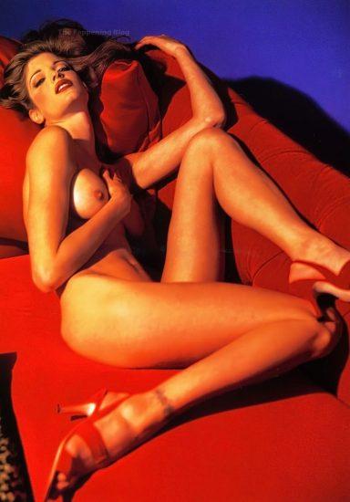 Stephanie Seymour Nude Pics & LEAKED Sex Tape Porn 75