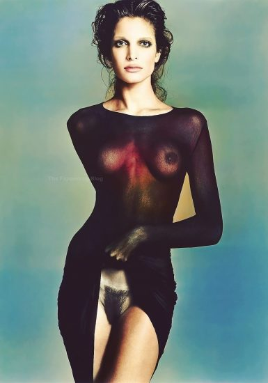 Stephanie Seymour Nude Pics & LEAKED Sex Tape Porn 65