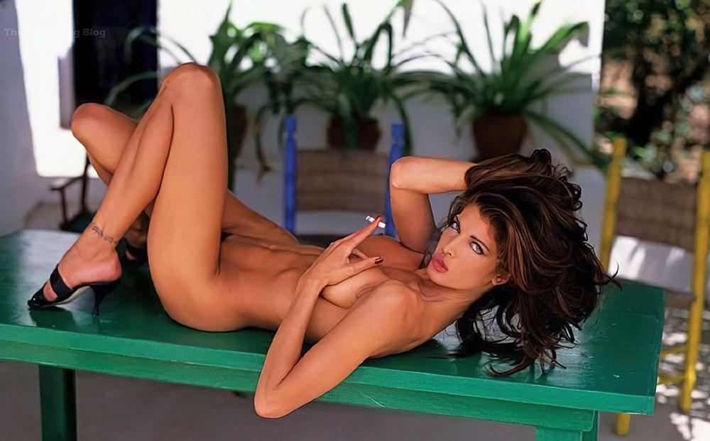 Stephanie Seymour Nude Pics & LEAKED Sex Tape Porn 2