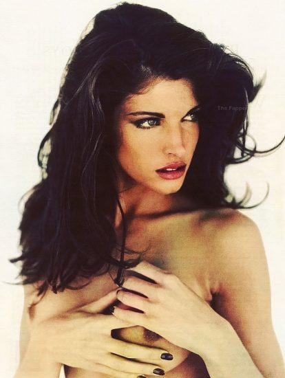 Stephanie Seymour Nude Pics & LEAKED Sex Tape Porn 46