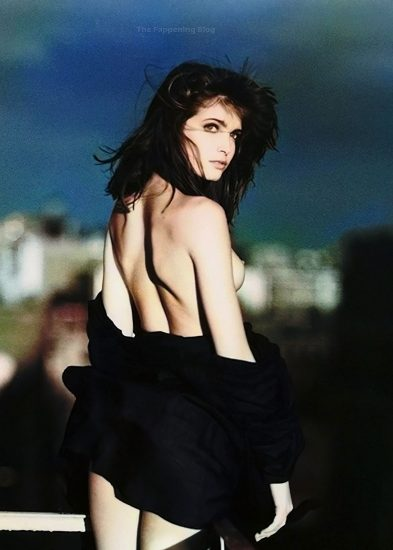 Stephanie Seymour Nude Pics & LEAKED Sex Tape Porn 43