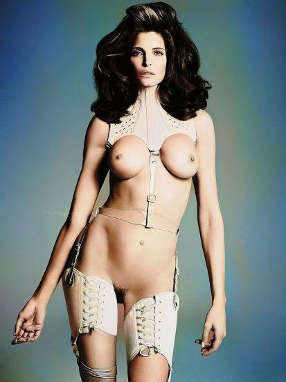Stephanie Seymour Nude Pics & LEAKED Sex Tape Porn 34