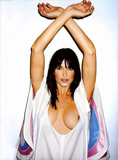 Stephanie Seymour Nude Pics & LEAKED Sex Tape Porn 32