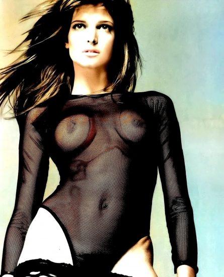 Stephanie Seymour Nude Pics & LEAKED Sex Tape Porn 27