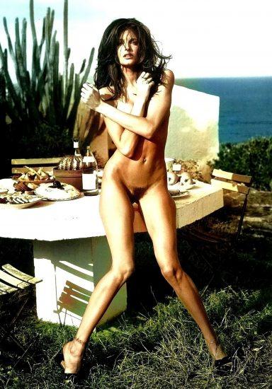 Stephanie Seymour Nude Pics & LEAKED Sex Tape Porn 23