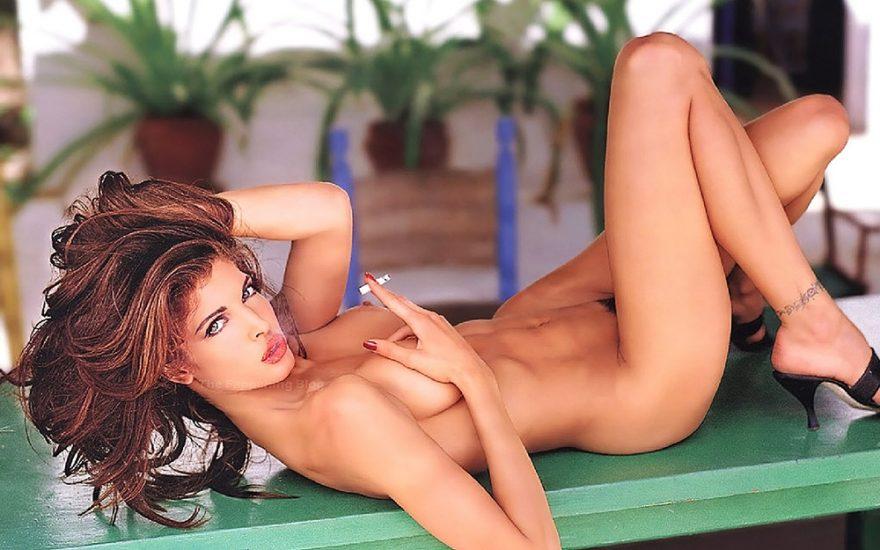 Stephanie Seymour Nude Pics & LEAKED Sex Tape Porn 12