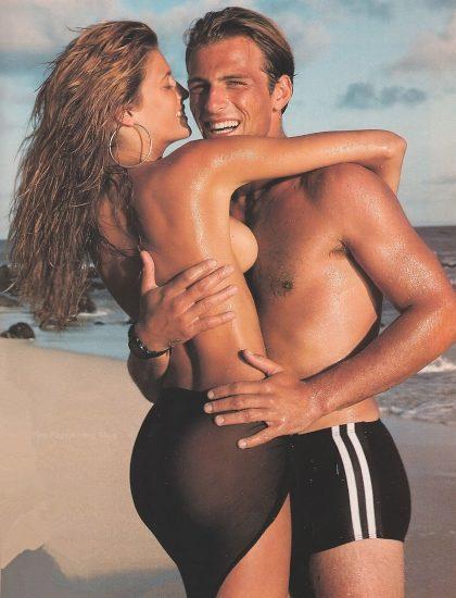Stephanie Seymour Nude Pics & LEAKED Sex Tape Porn 19