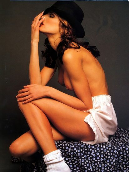Stephanie Seymour Nude Pics & LEAKED Sex Tape Porn 16