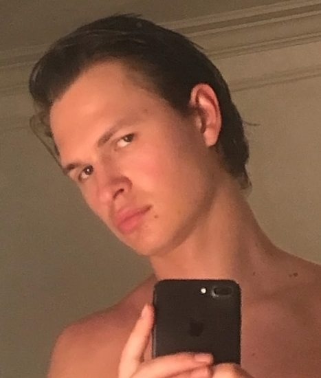 Ansel Elgort Nude LEAKED Bulge Pics & Private Porn Video 6