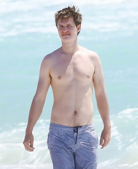 Ansel Elgort Nude LEAKED Bulge Pics & Private Porn Video 36