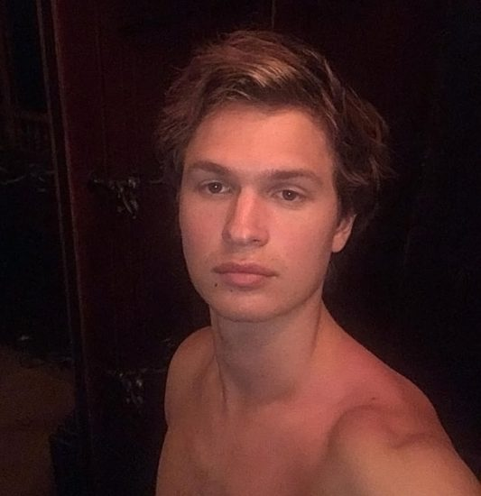 Ansel Elgort Nude LEAKED Bulge Pics & Private Porn Video 13