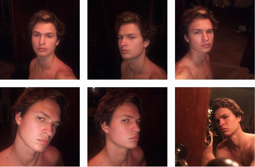 Ansel Elgort Nude LEAKED Bulge Pics & Private Porn Video 3