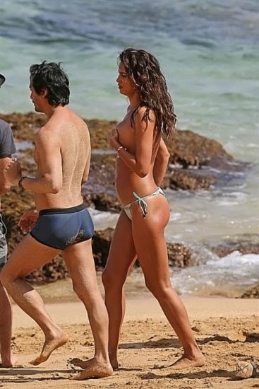 Irina Shayk Nude & Topless LEAKED Ultimate Collection 36
