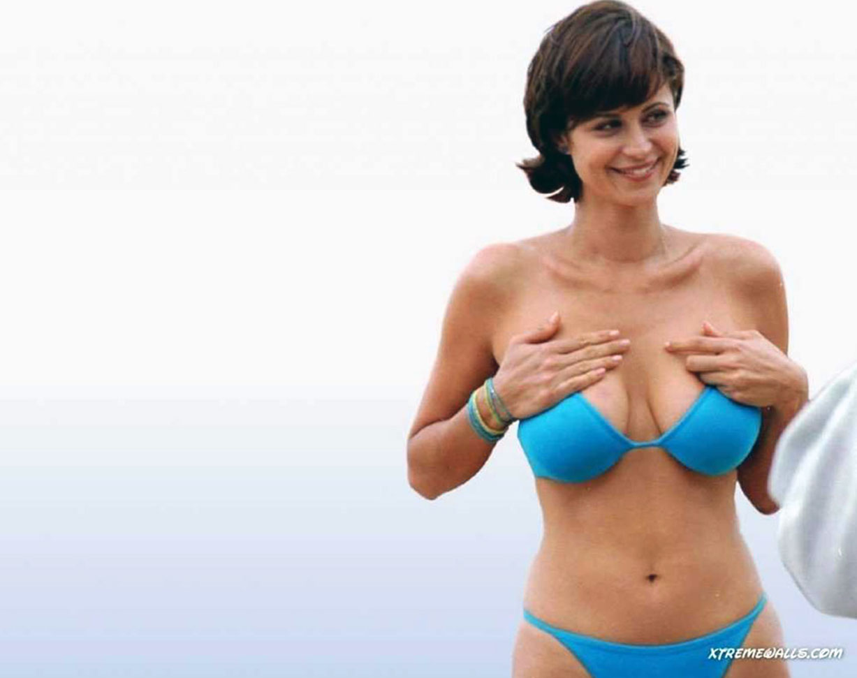 Catherine Bell Nude - ULTIMATE COLLECTION [2020] - Scandal