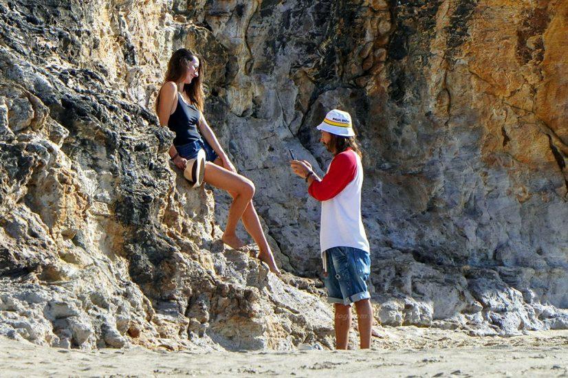 Bob Sinclar NUDE On The Beach & Shirtless, Bulge & Hot Pics 42