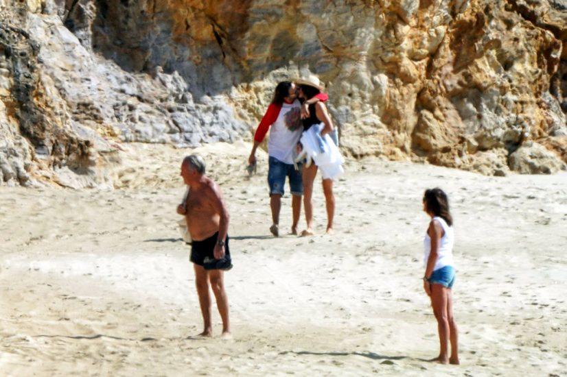 Bob Sinclar NUDE On The Beach & Shirtless, Bulge & Hot Pics 35