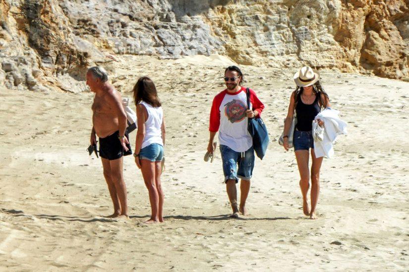 Bob Sinclar NUDE On The Beach & Shirtless, Bulge & Hot Pics 34