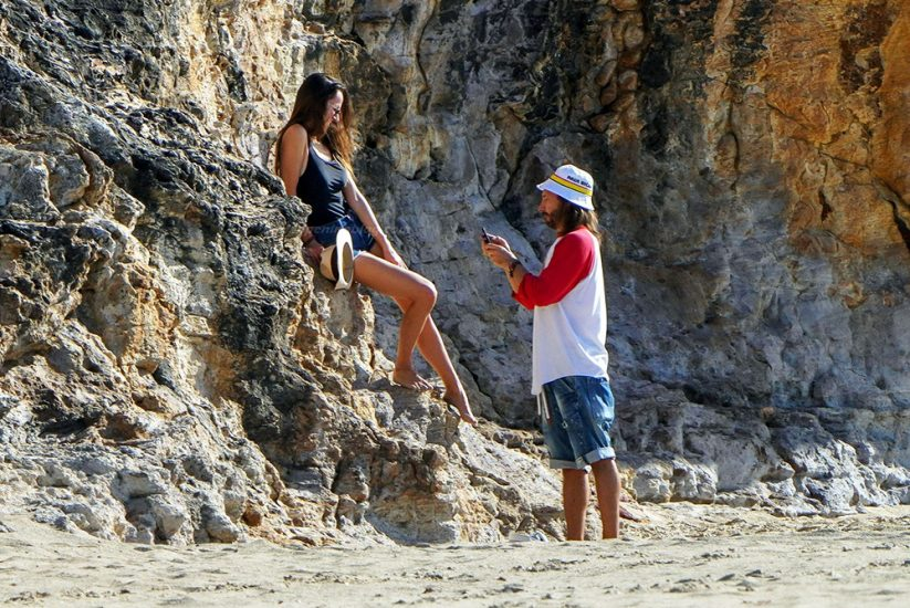 Bob Sinclar NUDE On The Beach & Shirtless, Bulge & Hot Pics 29