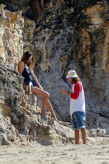 Bob Sinclar NUDE On The Beach & Shirtless, Bulge & Hot Pics 22
