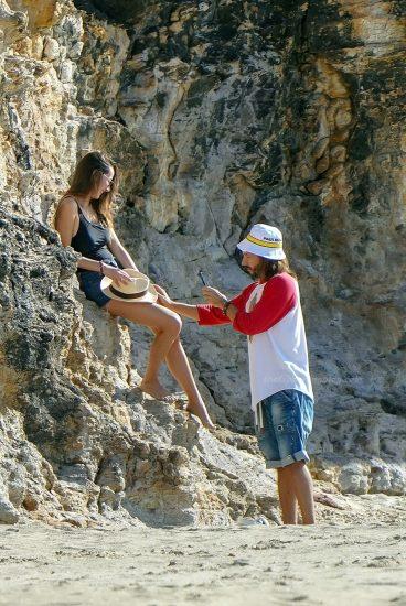 Bob Sinclar NUDE On The Beach & Shirtless, Bulge & Hot Pics 11