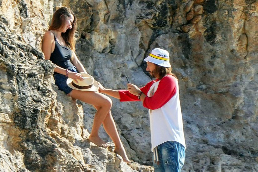 Bob Sinclar NUDE On The Beach & Shirtless, Bulge & Hot Pics 62