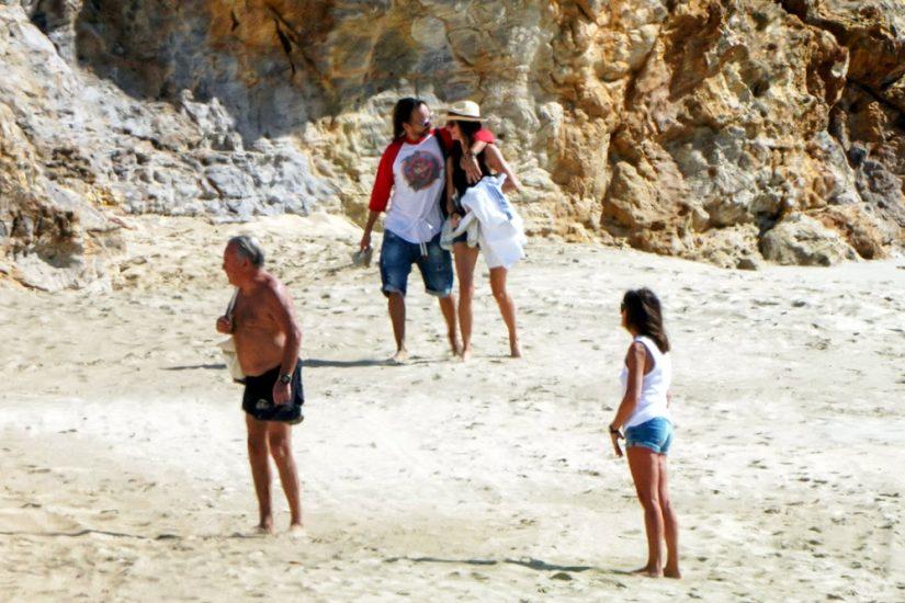 Bob Sinclar NUDE On The Beach & Shirtless, Bulge & Hot Pics 47