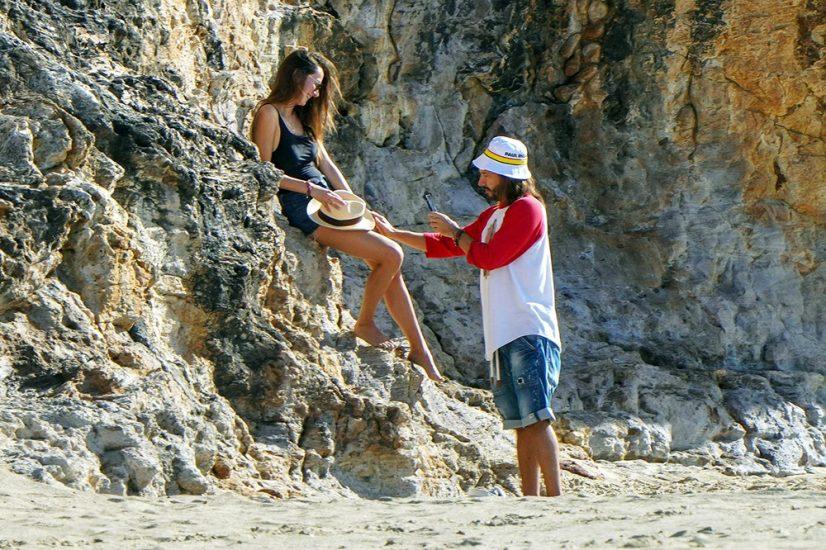 Bob Sinclar NUDE On The Beach & Shirtless, Bulge & Hot Pics 61