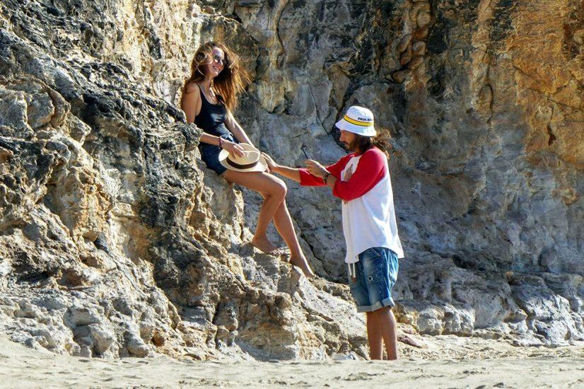 Bob Sinclar NUDE On The Beach & Shirtless, Bulge & Hot Pics 60